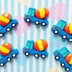 画像1: コンクリート車 (1)