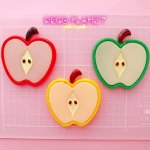 画像2: B 品 スライス リンゴ(大) (2)