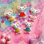 画像1: 【お値下げ】白マウス (1)
