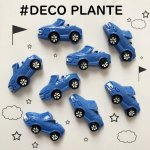 画像1: 青いスポーツカー (1)