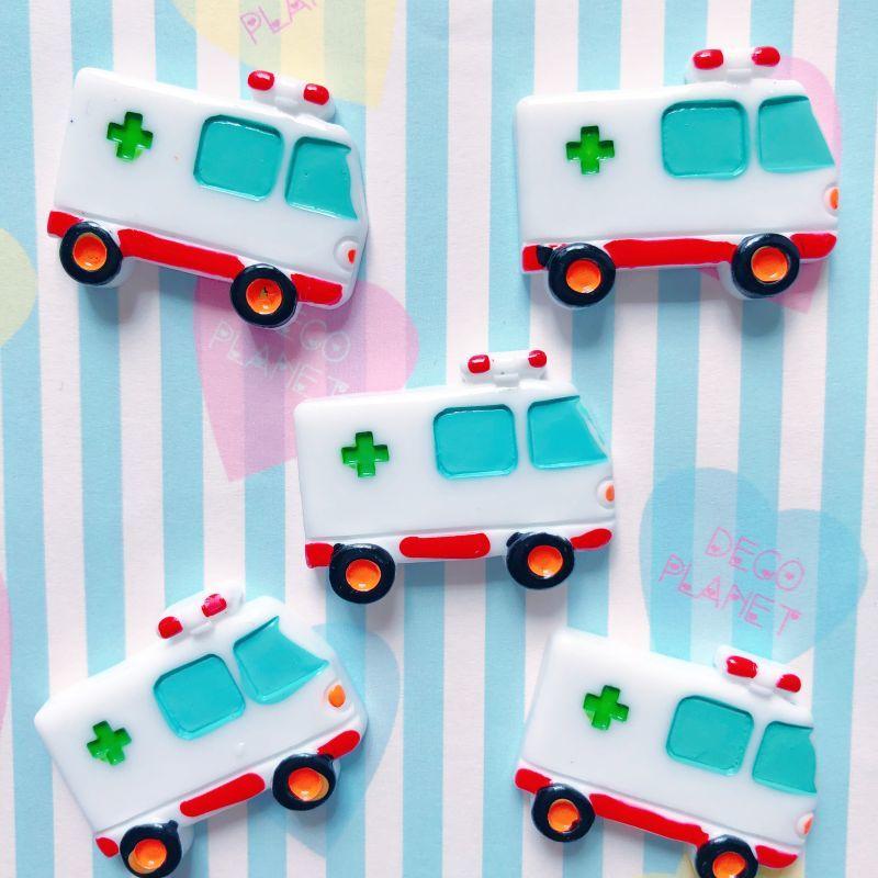 画像1: 救急車 (1)