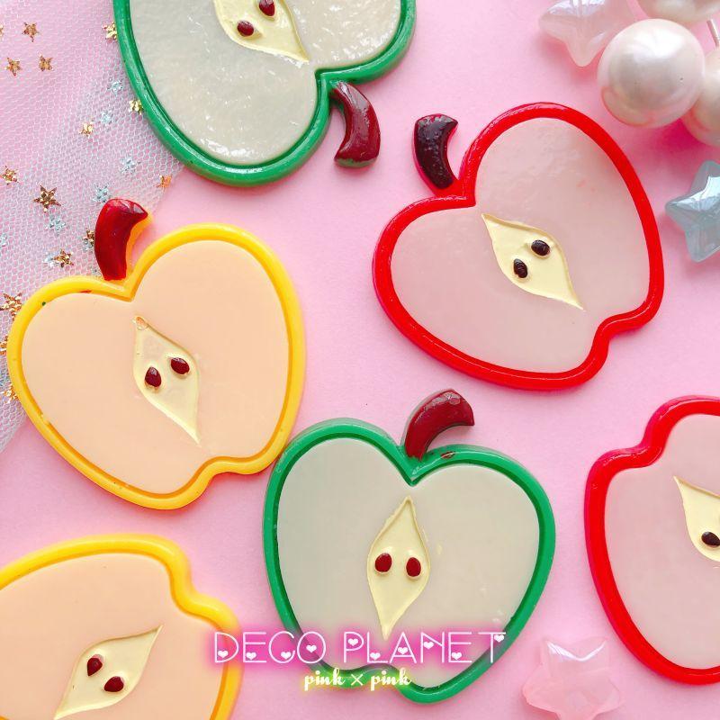 画像1: B 品 スライス リンゴ(大) (1)